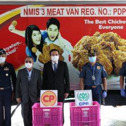 CPF Donates 10,000 Live Chicken to the Municipality of Paniqui