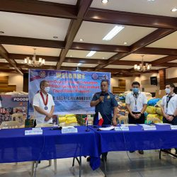 Labor Day Tribute: CPF Donated 2,000 Dressed Chickens to Region 3