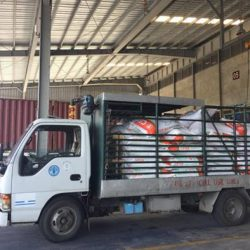 Feed Donation for Bureau of  Animal Industry