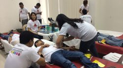 CPF Blood Donation for Philippine Red Cross