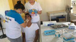 Medical and Dental Mission at  Brgy. Aspayan