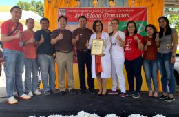 CPF: Blood Donation