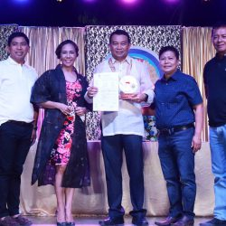 Honorary Citizen and Adopted Son of Samal, Bataan
